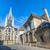 the church of notre dame of dijon burgundy france stock photo © xantana