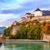 Castle Kufstein on the Inn river, Austria stock photo © Xantana
