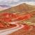 winding road in atlas mountains morocco stock photo © xantana