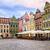 古い · 市場 · 広場 · ポーランド · 夏 · 日 - ストックフォト © xantana