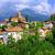 apátság · kolostor · alsó · Ausztria · dél · porta - stock fotó © xantana