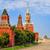 表示 · モスクワ · クレムリン · 省庁 · 外国の - ストックフォト © xantana