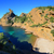 Mediterranean beach Figuerolles by Marseilles, France stock photo © Xantana
