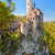 城 · ドイツ · 美しい · 森林 · 自然 - ストックフォト © xantana