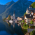 Idyllic alpine lake village Hallstatt,  Austria stock photo © Xantana