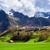 Svájc · világ · örökség · helyszín · unesco · víz - stock fotó © xantana