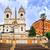 испанский · шаги · небе · здании · город - Сток-фото © xantana