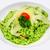 branco · prato · tigela · arroz · tomates · manjericão - foto stock © xantana