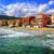 cidade · italiano · mediterrânico · areia · praia - foto stock © Xantana