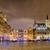 Брюссель · Cityscape · Бельгия · искусств · сумерки · здании - Сток-фото © xantana