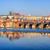 средневековых · башни · моста · Прага · известный · реке - Сток-фото © xantana