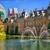 palácio · ver · lugar · parlamento · negócio · água - foto stock © Xantana