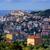 panorámakép · kilátás · óváros · olasz · zöld · dombok - stock fotó © Xantana