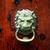 decorative bronze lion head door knob stock photo © xantana
