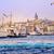 galata tower and golden horn istanbul turkey stock photo © xantana