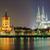 表示 · ドイツ · 歴史的 · センター · 川 - ストックフォト © xantana