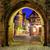 Frankrijk · hart · wijngaard · weg · wijn · kerk - stockfoto © xantana