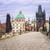 charles bridge and the skyline of prague czech republic stock photo © xantana
