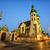 church of st andrew krakow old town poland stock photo © xantana