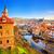 belle · vue · République · tchèque · unesco · patrimoine · maison - photo stock © xantana