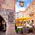 dikey · görmek · eski · şehir - stok fotoğraf © xbrchx