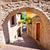italiano · calle · arquitectura · antigua · ciudad · lago · región - foto stock © xbrchx