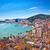 saray · şehir · Hırvatistan · gökyüzü · ev - stok fotoğraf © xbrchx