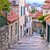 öreg · kő · utca · város · absztrakt · háttér - stock fotó © xbrchx