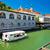 ljubljanica river of ljubljana tourist boat stock photo © xbrchx