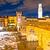 city of verona adige riverfront evening view stock photo © xbrchx