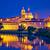 stad · avond · europese · cultuur · unesco - stockfoto © xbrchx