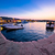 supetar waterfront and harbor evening view stock photo © xbrchx