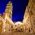 split historic landmarks evening view stock photo © xbrchx