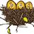 ninho · estilo · imagem · ovos · primavera · amor - foto stock © xochicalco