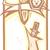 лев · смешные · Cartoon · вектора · цирка · иллюстрация - Сток-фото © xochicalco