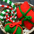 handgemaakt · gebreid · sjaal · groene · wol · winter - stockfoto © xuanhuongho