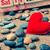red heart valentine day stock photo © xuanhuongho