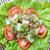 marinato · greggio · carne · erbe · spezie · aglio - foto d'archivio © xuanhuongho