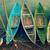 небольшой · лодка · аннотация · занят · порт · воды - Сток-фото © xuanhuongho
