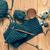 hecho · a · mano · regalo · especial · día · bufanda · madre - foto stock © xuanhuongho