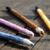 tricotado · lápis · feito · à · mão · dom · bom · fio - foto stock © xuanhuongho