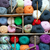 ハンドメイド · クロック · ウール · 時間 · 右回りに · グループ - ストックフォト © xuanhuongho