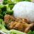 vietnamese food ca kho to fish sauce caramel fish stock photo © xuanhuongho