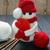 ornamento · feito · à · mão · natal · boneco · de · neve · tricotado - foto stock © xuanhuongho