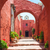 サンタクロース · 修道院 · ペルー · 重要 · 宗教 · ウィンドウ - ストックフォト © xura