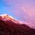 закат · могущественный · вулкан · пейзаж · снега · горные - Сток-фото © xura