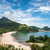 beach near angra nuclear power plant central nuclear almirante stock photo © xura