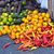 fresh vegetables and fruits at the local market in south america stock photo © xura
