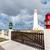 LA · világítótorony · Uruguay · aktív · víz · szörf - stock fotó © xura