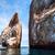 penhasco · rocha · ícone · popular · mergulho · ilha - foto stock © xura